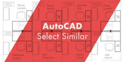 Mastering the AutoCAD Select Similar Command