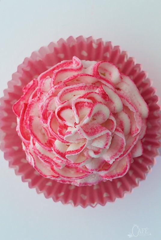 Pink Lemonade Ruffle Cupcakes The Caf Sucre Farine