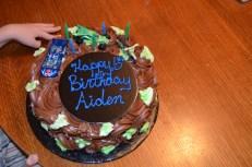 Aiden's very Chocolate Cake