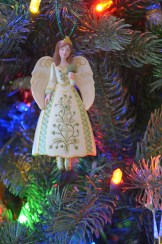 Melissa bought this Irish Angel for the family in 2013ish.