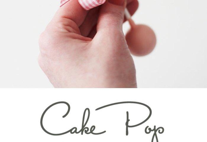Diy Baby Rattle Cake Pops