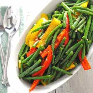 Zesty Green Beans