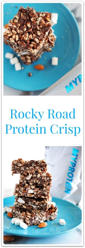 Rocky Road Protein Crisp