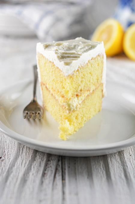 Lemon Layer Cake