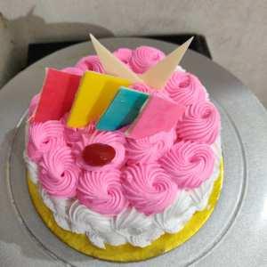 Vanilla Flavor Cake