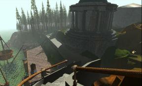 Myst dock
