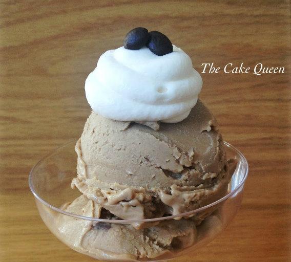helado de cafe