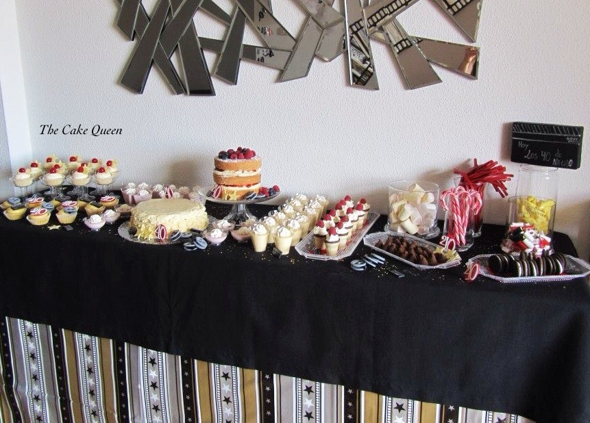 Mesa dulce NACHO