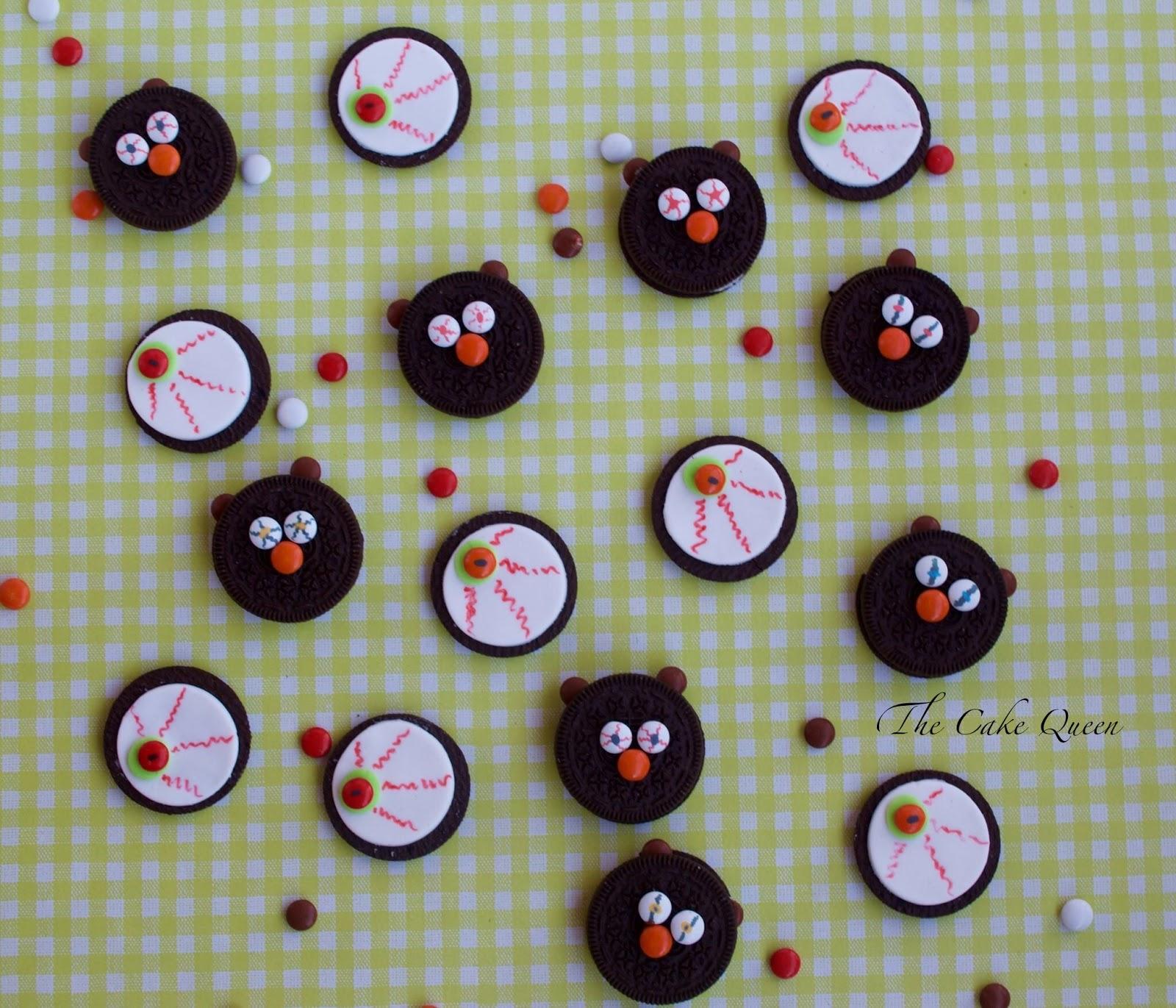 Ideas para Halloween con mini lacasitos-The Cake Queen