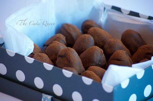 Cake balls a la cuberdon