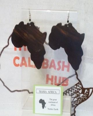 Earrings – Mama Africa