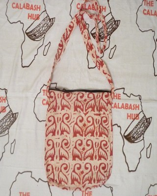 Batik Bag (Sankofa) (sale)