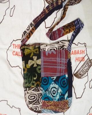 Batik Bag (Patch1) (sale)