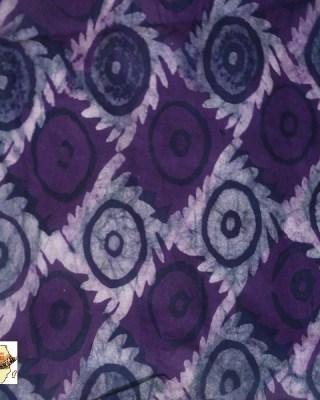 Batik Print – Purple