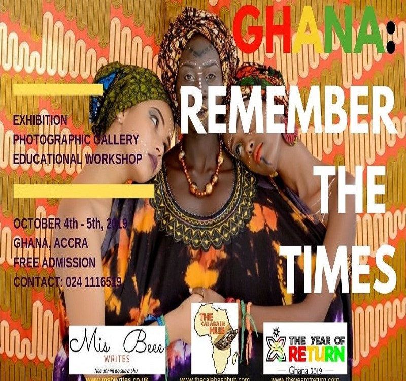 Upcoming Events In Ghana 2019