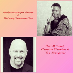 Paul M. Wood and Lori Gibson-Washington
