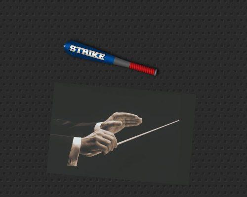 bat or baton