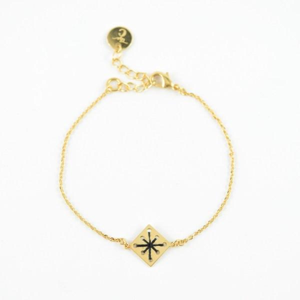 Bracelet Menara noir