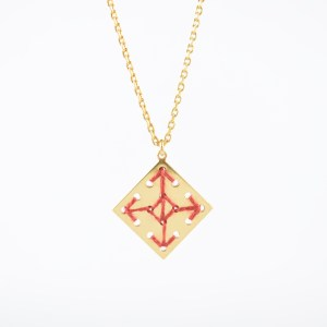 Collier Socco Terracotta