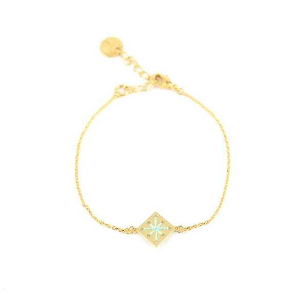Bracelet Ménara mint