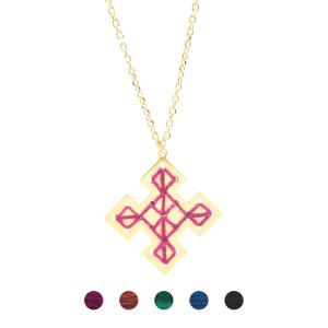 Collier Skala 5 couleurs
