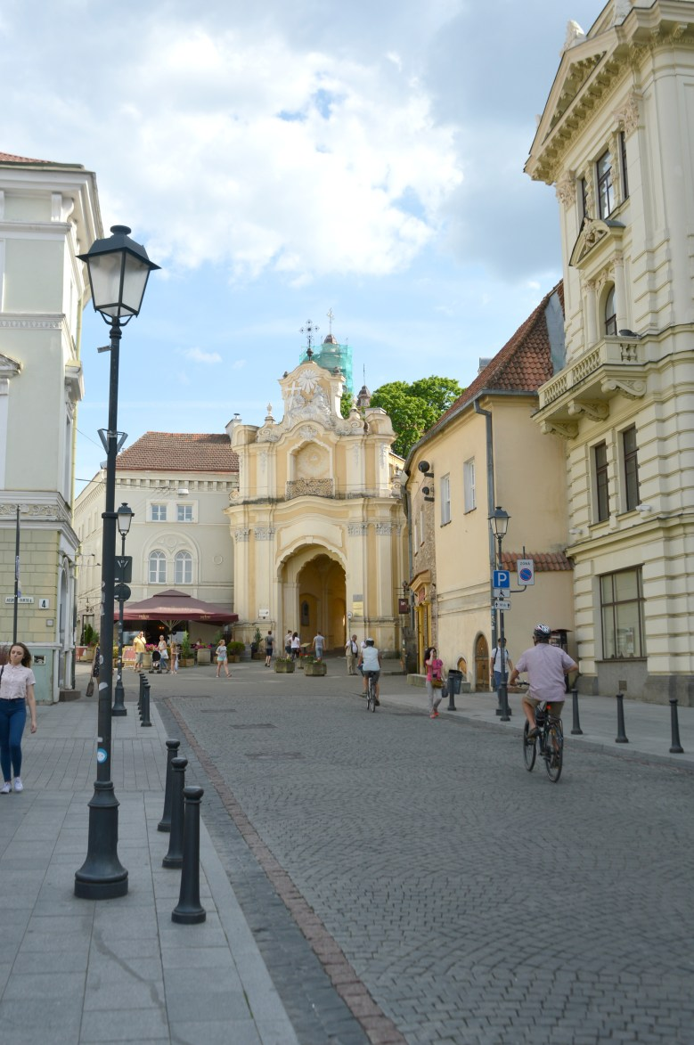 Vilnius city guide