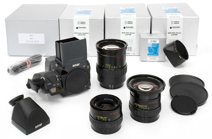 The Hy6 Camera System, now discontinued but still highly regarded by owners.