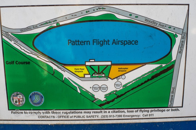 Airfield Map