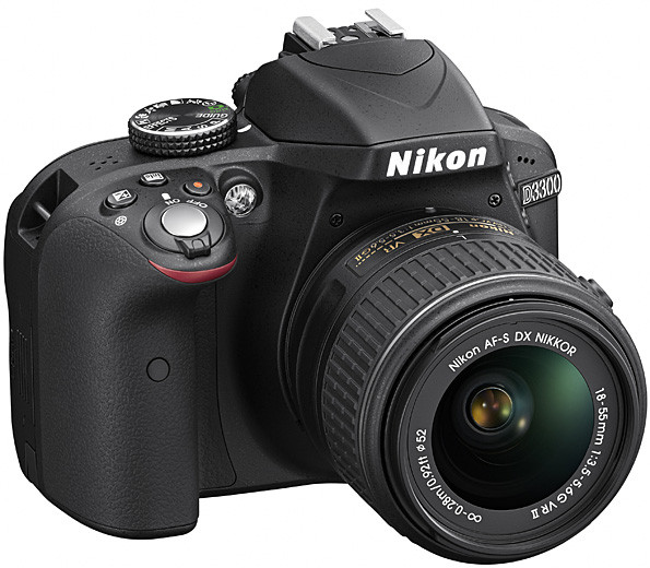 New Nikon D3300 Features Guide Mode For Dummies, and Those Of Us Who Don't Read Manuals.