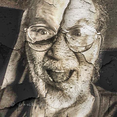 "The All Important Original Selfie ""The Six Eyes Of Chuck Jones"" - ©2013 Chuck Jones"
