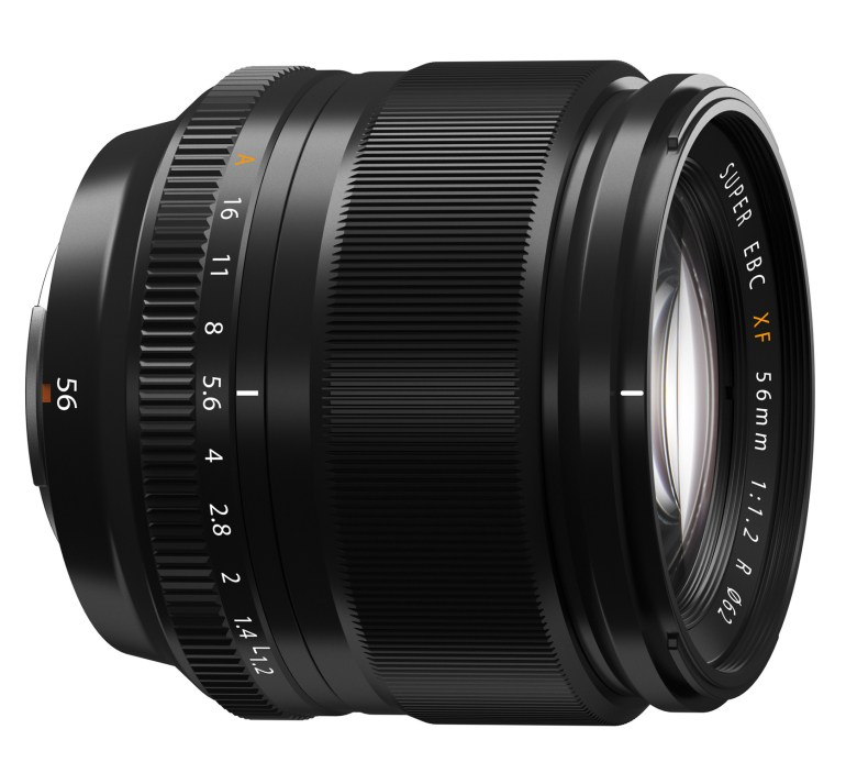 At 85mm equivalent on full-frame, this new Fuji X Lens is my favorite focal length for professional portraits