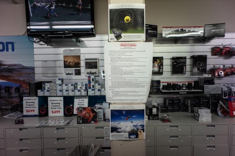 Leica 28mm Summicron On Sony A7R - Center Test