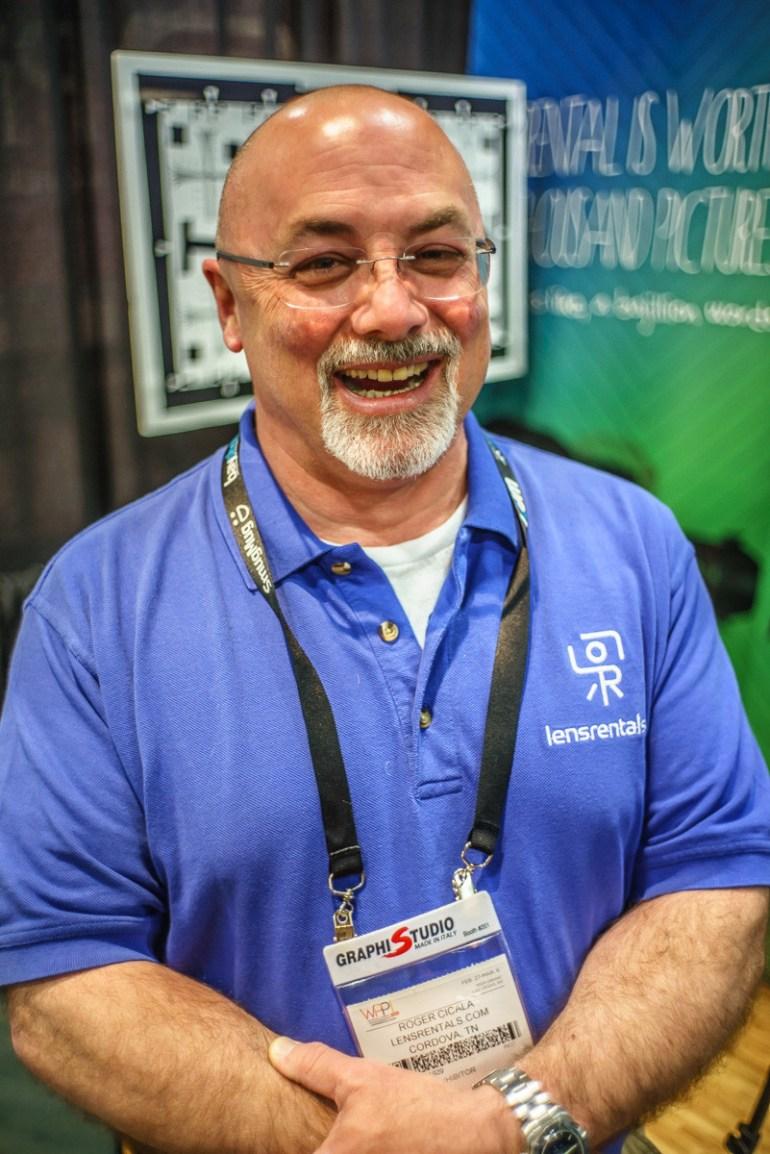 Dr. Roger Cicala, President & Founder of LensRentals.Com - A7R, Leica 35mm Summicron @ f/2, 1/60 sec.  ISO 200