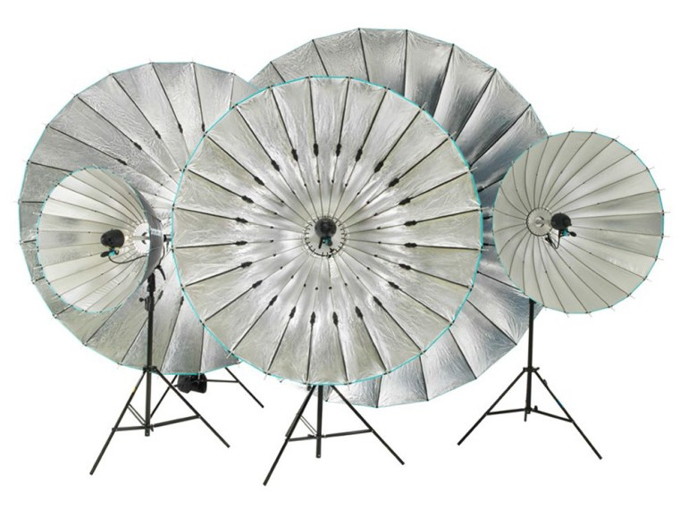 Broncolor Para Reflectors are Made In Five Sizes