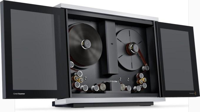 The New Blackmagic Cintel Film Scanner.