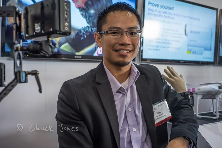 Van Nguyen, Sony Imaging