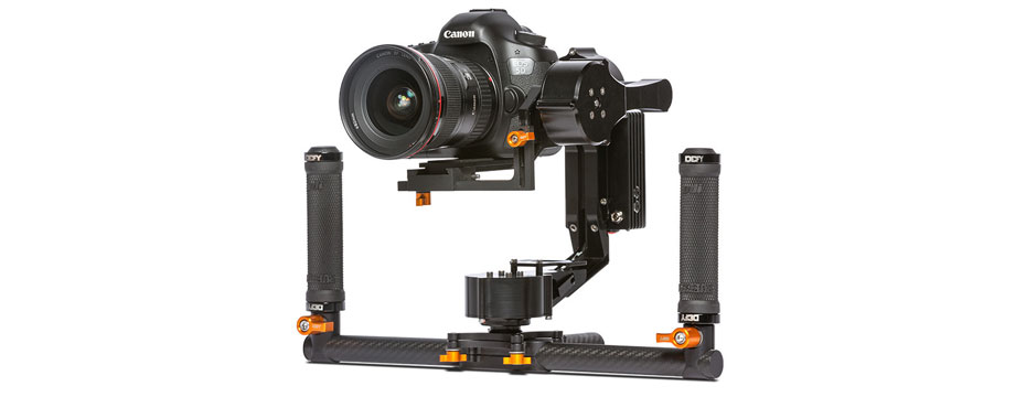 The DEFY G2x Gimbal Ready To Ship!