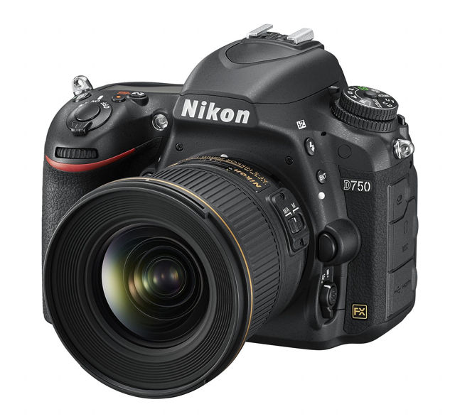 The Nikon D750