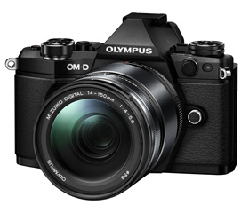 OM-D E-M5 Mark II body (Black)  + M.ZUIKO DIGITAL ED 14-150mm f4.0-5.6 II