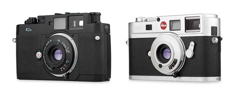 Available In Leica M Mount, But Easily Adapted To Other Cameras.