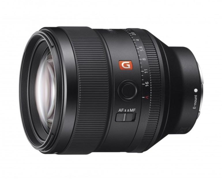 New FE 85mm F1.4 GM Telephoto Prime Lens