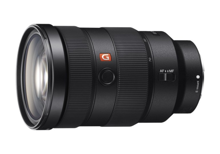 New Sony FE 24-70mm F2.8 GM Standard Zoom Lens