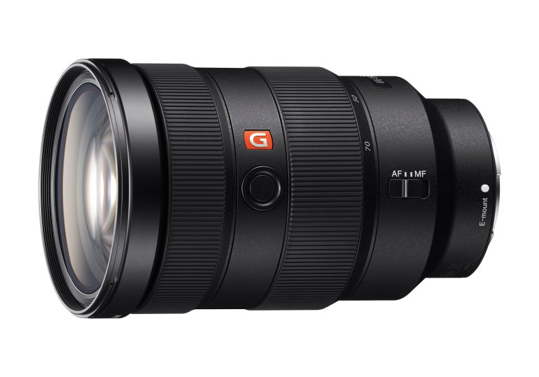 New Sony FE 24-70mm F2.8 GM Standard Zoom Lens