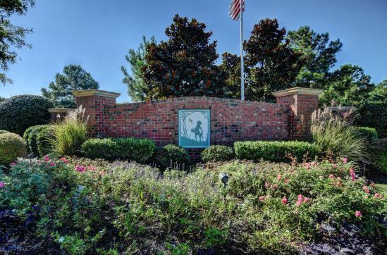 Fairfield Park Entrance Sign