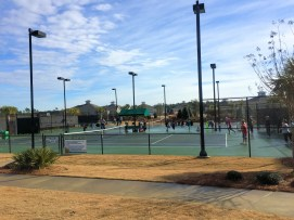 Compass Pointe - Tennis Courts