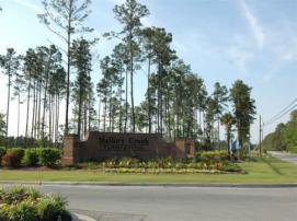 Mallory Creek Plantation Entrance Sign