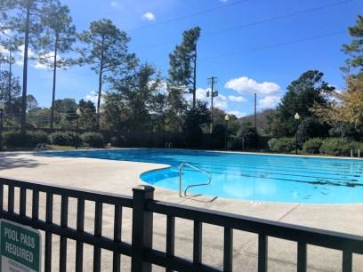 Masonboro Forest Swimming Pool