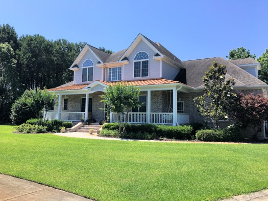 Pecan Grove Plantation Example Home