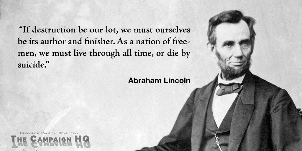 abraham lincoln as a visionary leader Visionary leadership  a visionary leader is effective  they inspire people to be better than they already are and help them identify with what lincoln called.