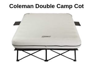 Coleman Double Camp Cot